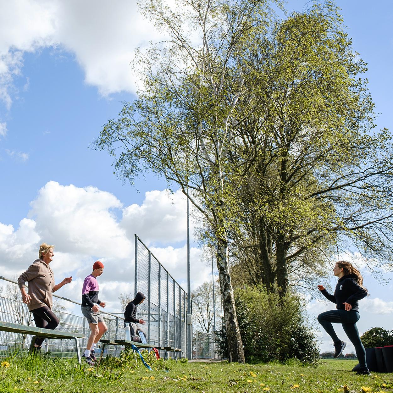 KijFit Sportstudio Durgerdam // Groepsles