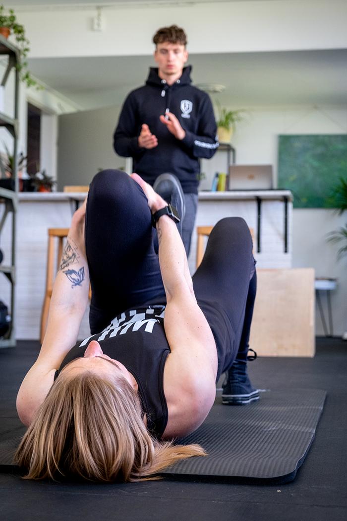 Personal Training // KijFit Sportstudio Durgerdam