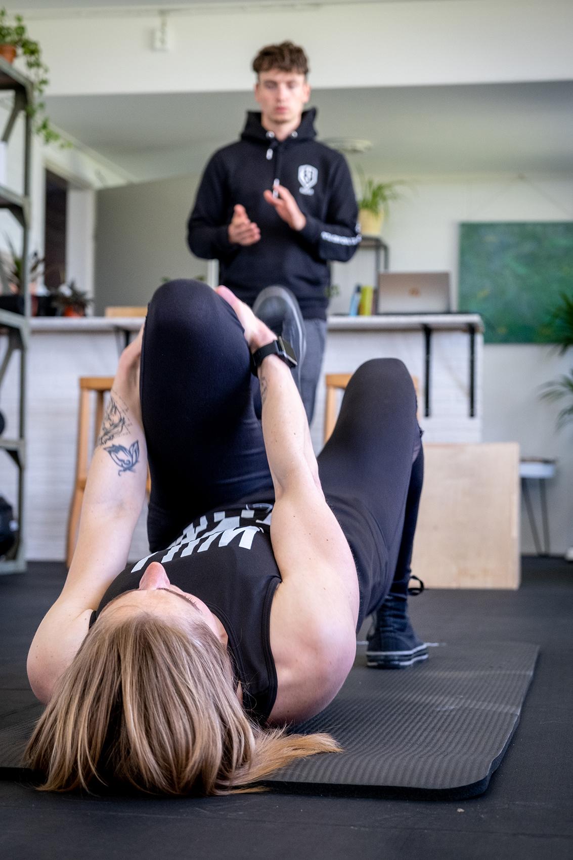 Aanmelden voor Personal Training // KijFit Sportstudio Durgerdam
